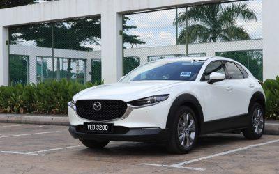 Mazda CX-30 马来西亚正式发布,售价Rm143千起,内文详规格