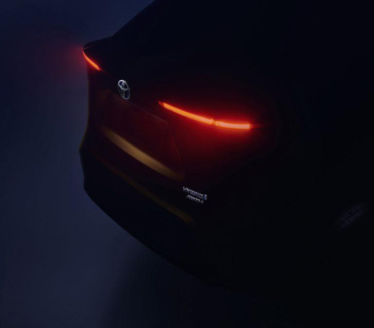Toyota即將推出比Toyota CH-R更小一號的Crossover SUV,採用1.0L或1.5L動力配置