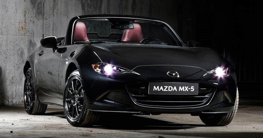 Mazda MX-5 Eunos Edition限量110辆登陆法国,售价折合马币要价RM165,138