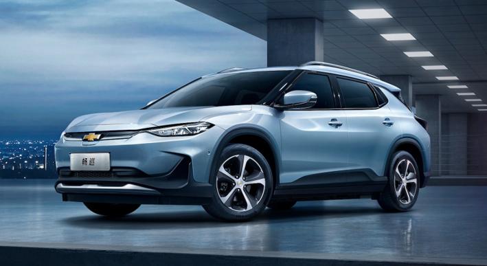Chevrolet 首款纯电SUV Chevrolet Menlo中国登场,续航里程达410km