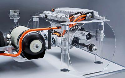 BMW全新燃料電池動力系統正式亮相,可輸出最大馬力374hp