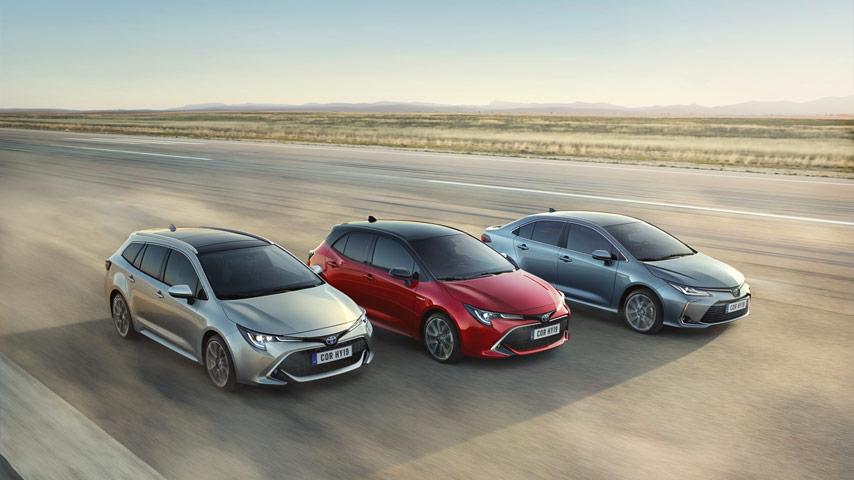 Toyota Corolla 再度拿下最畅销车款头衔