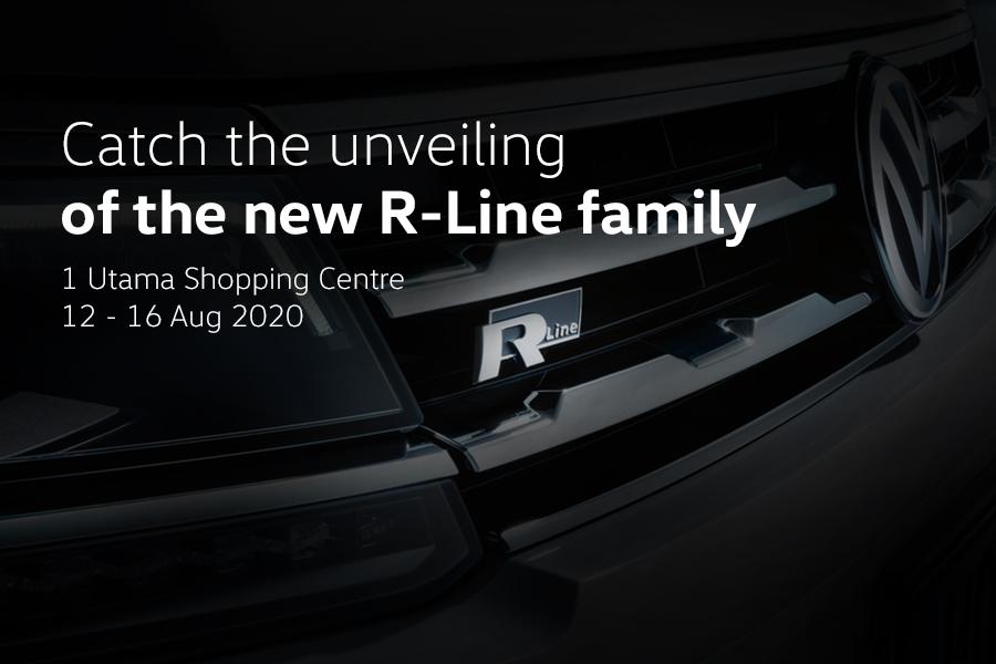 Volkswagen Malaysia 举办Volkswagen Tour车型展览,一举展出众多全新R-Line车型
