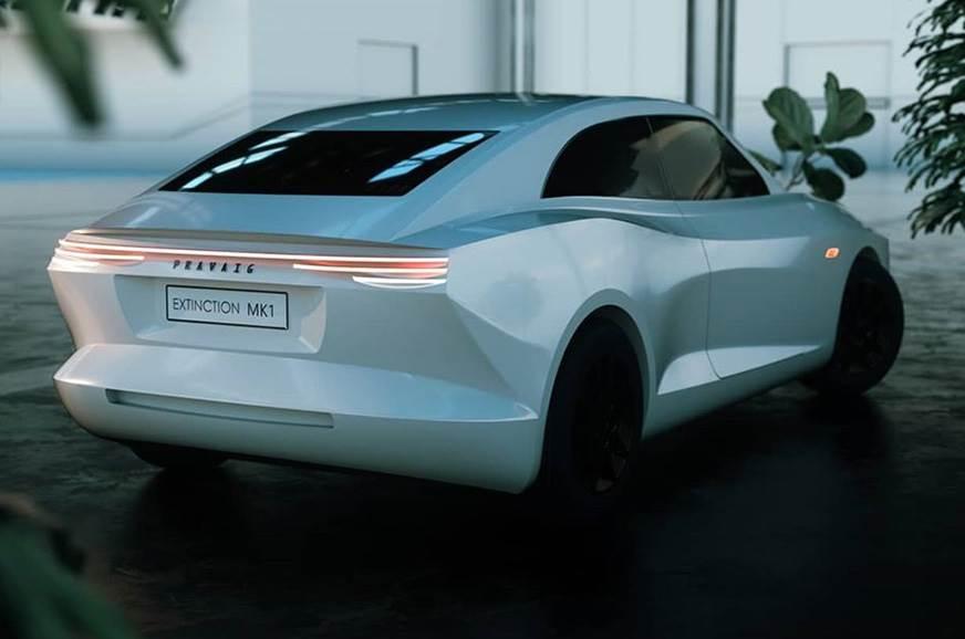 Pravaig Extinction MK1- 印度国产豪华电动车品牌?