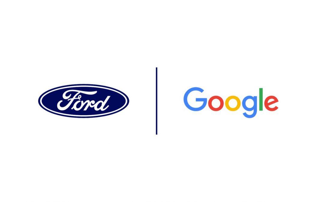 Ford与Google强强联手签订6年之约-2023年开始!